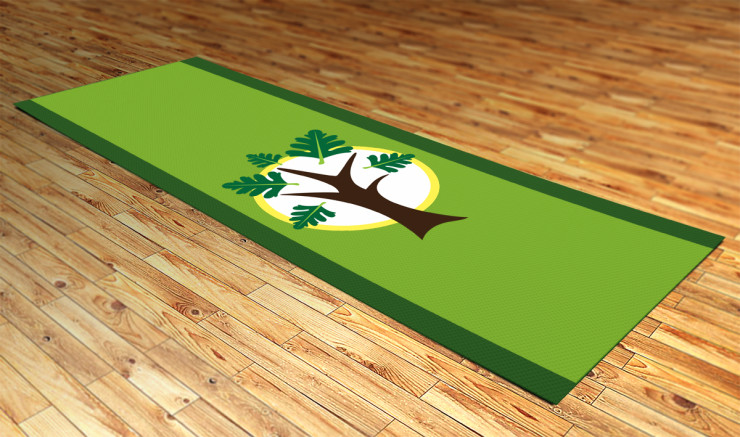 The Little Yoga Mat